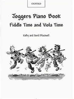 Kathy And David Blackwell: Joggers Piano Book Books | Viola, Piano Accompaniment