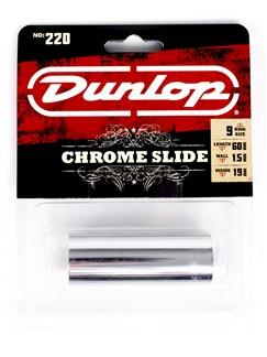 Dunlop: 220 Medium Chrome Guitar Slide  | Guitar