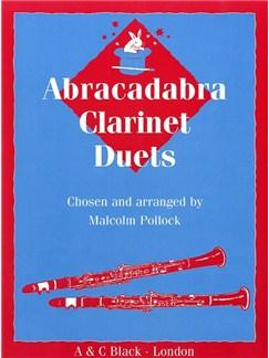 Abracadabra Clarinet Duets Books   Clarinet (Duet)