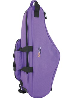 Tom And Will: 33AS Alto Saxophone Gig Bag (Deep Purple)  | Saxophone