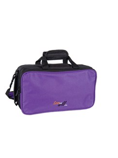 Tom And Will: 33CL Clarinet Gig Bag (Deep Purple)  | Clarinet