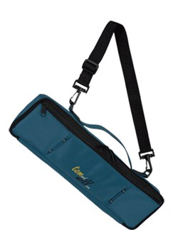 Tom And Will: 33FCC Flute Case Cover - Navy Blue  | Flute