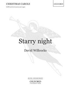 David Willcocks: Starry Night Books | SATB, Organ Accompaniment
