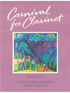 Carnival For Clarinet: Book One Books | Clarinet, Piano Accompaniment