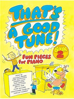 That's A Good Tune Book Two Books | Piano