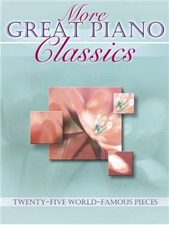 More Great Piano Classics Books | Piano