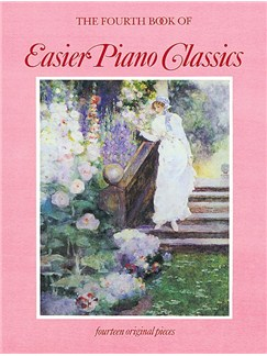 Easier Piano Classics Book Four Books | Piano