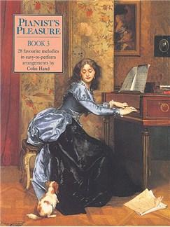 Pianist's Pleasure: Book Three Libro | Piano