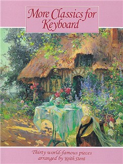 More Classics For Keyboard Books | Keyboard
