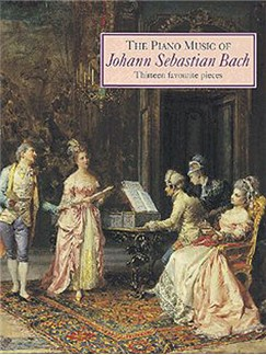 The Piano Music Of Bach Books | Piano