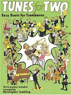 Tunes For Two: Easy Duets For Trombones Books | Trombone (Duet)