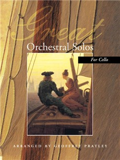 Great Orchestral Solos For Cello - Book One Books | Cello, Piano Accompaniment