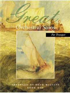Great Orchestral Solos For Trumpet - Book 1 Books | Trumpet, Piano Accompaniment
