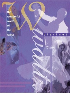 The Wonderful World Of The Waltz - Clarinet Books | Clarinet