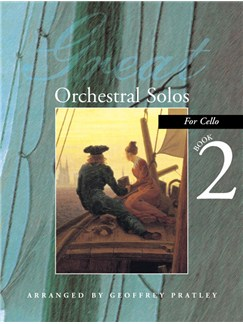 Great Orchestral Solos For Cello - Book Two Bog | Cello