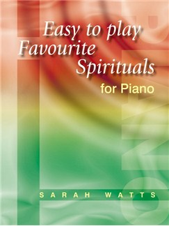 Easy To Play Favourite Spirituals For Piano Books | Piano