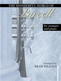 The Wonderful World Of Purcell (Trumpet And Piano) Books | Trumpet, Piano Accompaniment