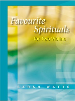 Favourite Spirituals For Two Violins Books | Violin