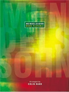 Mendelssohn Made Playable Books |