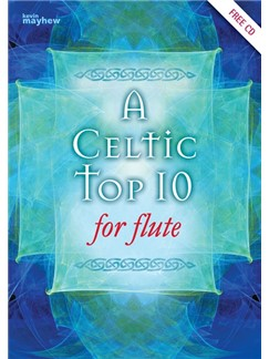 A Celtic Top Ten For Flute Books and CDs | Flute, Piano Accompaniment