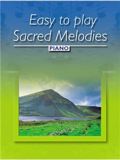 Easy To Play Sacred Melodies Books | Piano