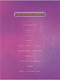 Ten Top Piano Classics Books | Piano