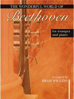 The Wonderful World Of Beethoven For Trumpet And Piano Books | Trumpet, Piano Accompaniment