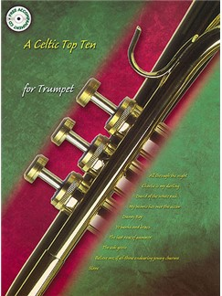 A Celtic Top Ten For Trumpet Books and CDs | Trumpet, Piano Accompaniment