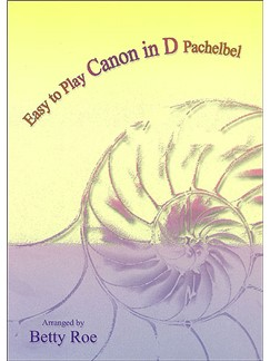 Easy To Play Pachelbel's Canon In D Books | Piano