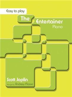 Easy To Play The Entertainer Books |