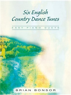 Six English Country Dance Tunes Books |