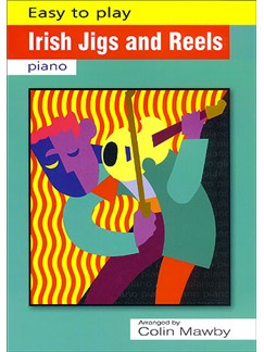 Easy To Play Irish Jigs And Reels Books | Piano
