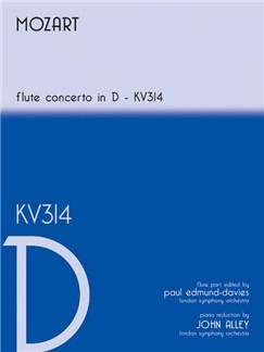 W.A. Mozart: Flute Concerto No. 2 In D Books | Flute, Piano Accompaniment