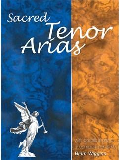 Sacred Tenor Arias Books | Tenor