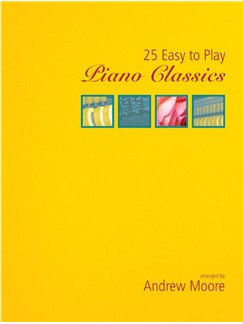 25 Easy To Play Piano Classics Books | Piano