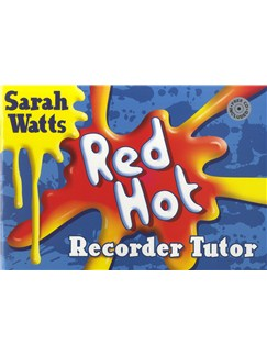 Sarah Watts: Red Hot Recorder Tutor - Pack Of 10 Student Books Books and CDs | Recorder
