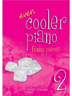 Heather Hammond: Even Cooler Piano 2 Books | Piano