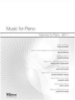 Marches For Piano Set 1 Books | Piano