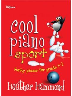 Cool Piano Sport: Grade 1-2 Books | Piano