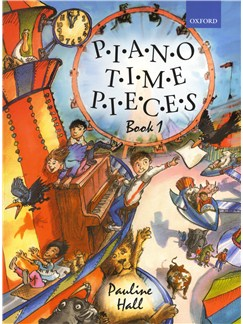 Pauline Hall: Piano Time Pieces Book 1 (2004 Edition) Books | Piano