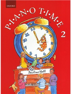 Pauline Hall: Piano Time 2 (2004 Edition) Books | Piano