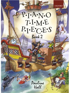 Pauline Hall: Piano Time Pieces Book 2 (2004 Edition) Books | Piano