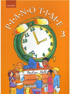 Pauline Hall: Piano Time 3 (2004 Edition) Books | Piano
