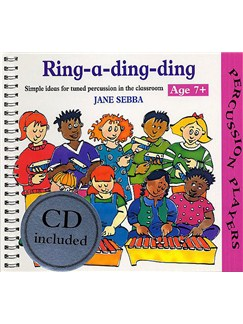 Jane Sebba: Ring-A-Ding-Ding Books and CDs | Percussion