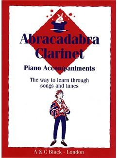 Jonathon Rutland: Abracadabra Clarinet - Piano Accompaniments Books | Piano Accompaniment