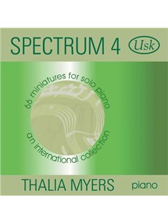Spectrum 4 (CD) CDs | Piano
