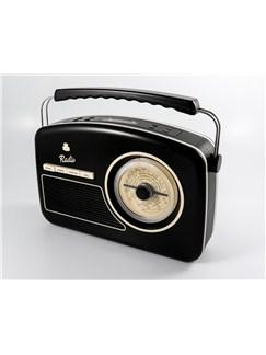 Protelx Limited: GPO Rydell Nostalgic Radio (Four Band) - Black  |