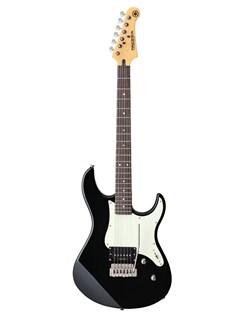Yamaha: Pacifica 510 Electric Guitar (Black) Instruments | Electric Guitar