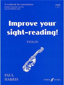 Improve Your Sight-Reading! Violin Grade 1 Books | Violin