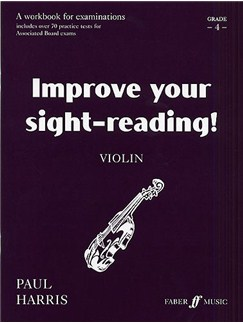 Improve Your Sight-Reading! Violin Grade 4 Books | Violin